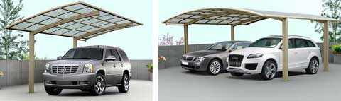 DIY Metal Carports
