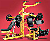 Home-Gym-Machine