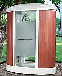 Outdoor Shower Steam Rooms